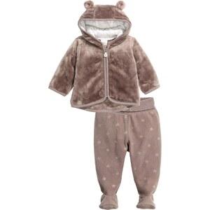 H&M Veste à capuche et pantalon