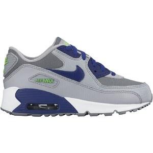Nike AIR MAX 90 MESH (PS) - Baskets - gris