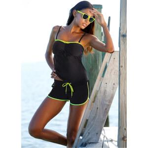 bpc bonprix collection Short de bain noir maillots de bain - bonprix