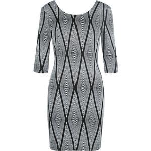 Tally Weijl Monochrome Bodycon Dress