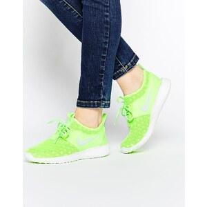 Nike - Juvenate - Hellgrüne Sneakers - Neongrün