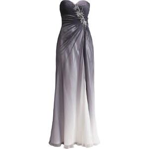 Luxuar Fashion Ballkleid black/white
