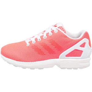 adidas Originals ZX FLUX WEAVE Sneaker light flash red/flash red/white