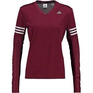 adidas Performance RESPONSE Langarmshirt maroon