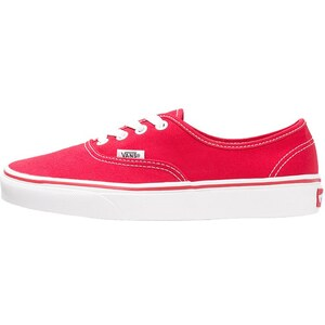 Vans AUTHENTIC Sneaker low red