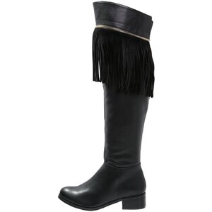 New Look CROATIA Overknees black