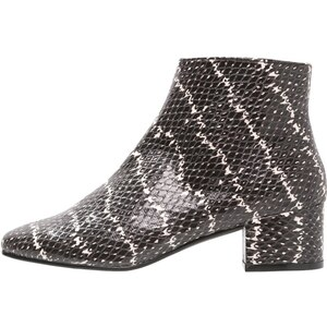 Topshop BETTY Ankle Boot grey