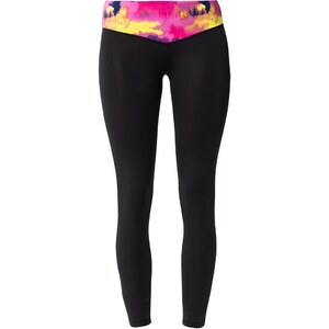 Drop of Mindfulness BOW II Tights black/multicolor