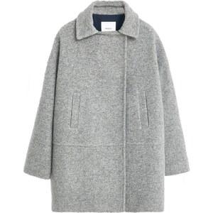 Mango MARIONA Wollmantel / klassischer Mantel medium heather grey