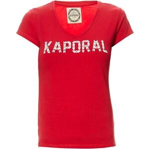 Kaporal T-shirt - vermeil