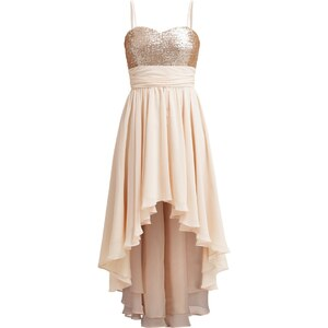 Swing Ballkleid beige