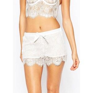 Ann Summers - Daisy - Shorts - Weiß