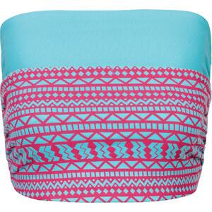 RAINBOW Bandeaux-Tops (2er-Pack) ohne Ärmel in pink für Damen von bonprix