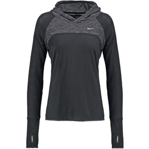 Nike Performance Tshirt à manches longues black/anthracite