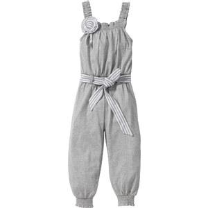 bpc bonprix collection Combipantalon gris sans manches enfant - bonprix