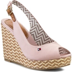 Espadrilles TOMMY HILFIGER - Emery 62D FW56818549 Dusty Rose 615