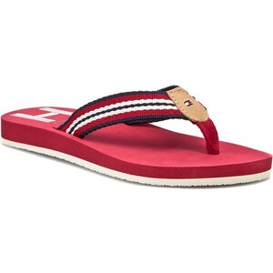 Zehentrenner TOMMY HILFIGER - Monica 26D FW56818946 Tango Red 611