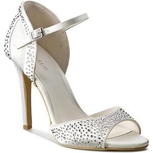 High Heels MENBUR - 006283 Ivory/Marfil 004