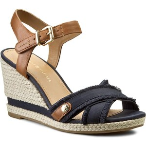 Espadrilles TOMMY HILFIGER - Emily 6D FW56818574 Midnight 403