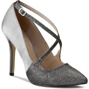 High Heels MENBUR - 06607 Plomo/Pewter