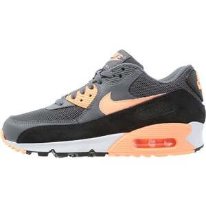 Nike Sportswear AIR MAX 90 ESSENTIAL Sneaker low dark grey/sunset glow/black/pure platinum