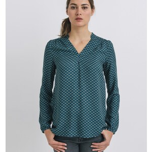 Promod Gemusterte Bluse