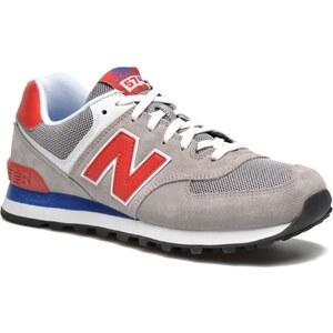New Balance - Ml574 - Sneaker für Herren / grau