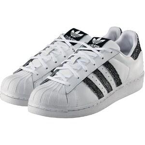 adidas originals Sneaker, SUPERSTAR, Reptil-Optik, zweifarbig