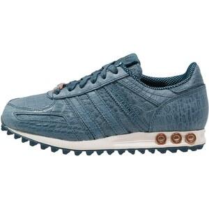 adidas Originals LA TRAINER Sneaker low surf petrol/chalk white