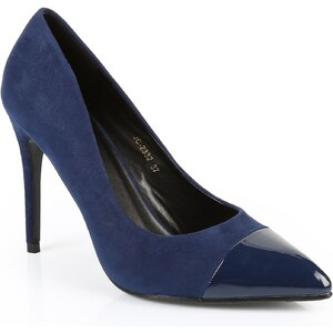 Ideal Shoes Escarpins - bleu