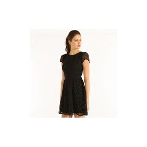 PIMKIE Kleid in Schwarz mit wei