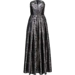 Marcell von Berlin for bonprix Langes Corsagenkleid in schwarz von bonprix