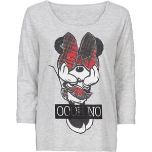 Disney Shirt, Mickey Mouse halber Arm in grau für Damen von bonprix