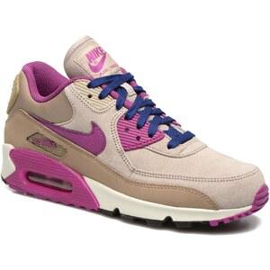 SALE - 30% - Nike - Wmns Air Max 90 Lthr - Sneaker für Damen / beige