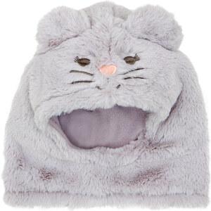 Monsoon Happy originelle Baby-Wollmütze mit Katzenmotiv
