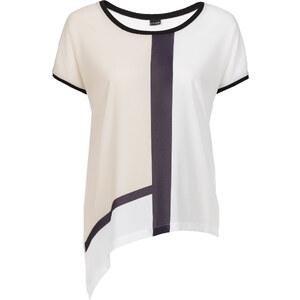 BODYFLIRT Shirt kurzer Arm in schwarz für Damen von bonprix
