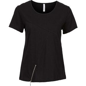 RAINBOW Shirt in schwarz für Damen von bonprix