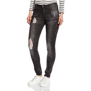 PIECES Damen Skinny Hose Pcjust Rachael R.m.w. Legging Black