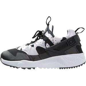 Nike Sportswear AIR HUARACHE UTILITY Baskets basses pure platinum/black/dark grey/wolf grey/white