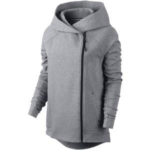 Nike TECH FLEECE CAPE - Fleecesweatshirt - grau