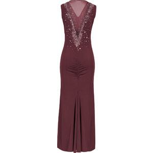 BODYFLIRT boutique Abendkleid in rot von bonprix