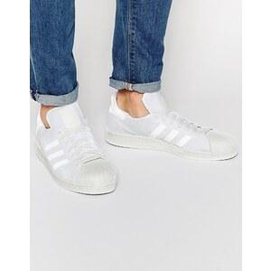 Adidas Originals - Superstar - Baskets en maille de qualité supérieure AQ4815 - Blanc