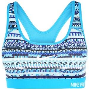Nike Performance PRO CLASSIC SportBH blue lagoon/black/blue lagoon/white