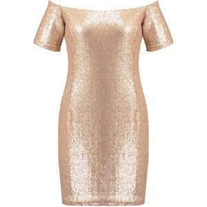 Glamorous Cocktailkleid / festliches Kleid gold