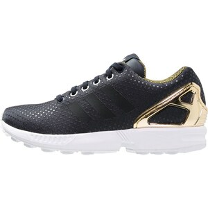 adidas Originals RITA ORA ZX FLUX Sneaker low legend ink/gold metallic