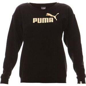 Puma Fun Holiday - Sweatshirt - schwarz
