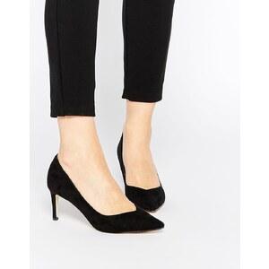 ASOS - SOULMATE - Chaussures pointues à talon - Noir