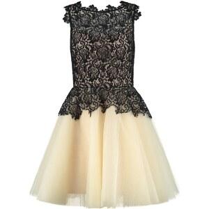 Derhy ARGONNE Cocktailkleid / festliches Kleid noir/nude