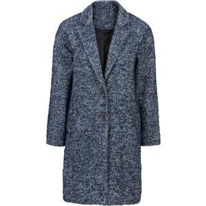RAINBOW Manteau court, boyfriend bleu manches longues femme - bonprix