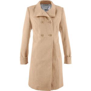 bpc bonprix collection Manteau marron manches longues femme - bonprix